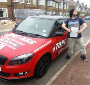 Driving Instructor Gillingham